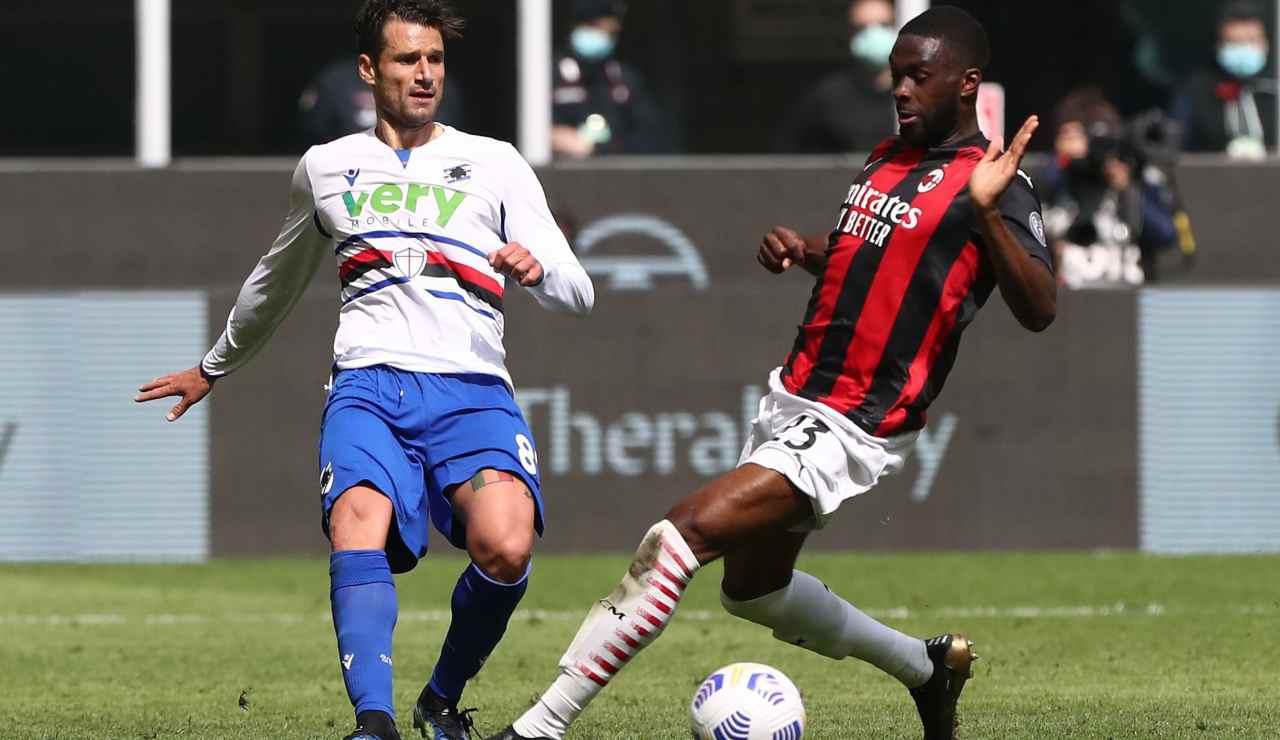 Calciomercato Milan Tomori