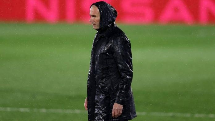 Zidane perplesso