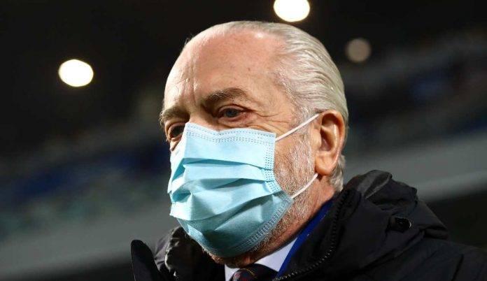 Superlega Napoli De Laurentiis Zazzaroni