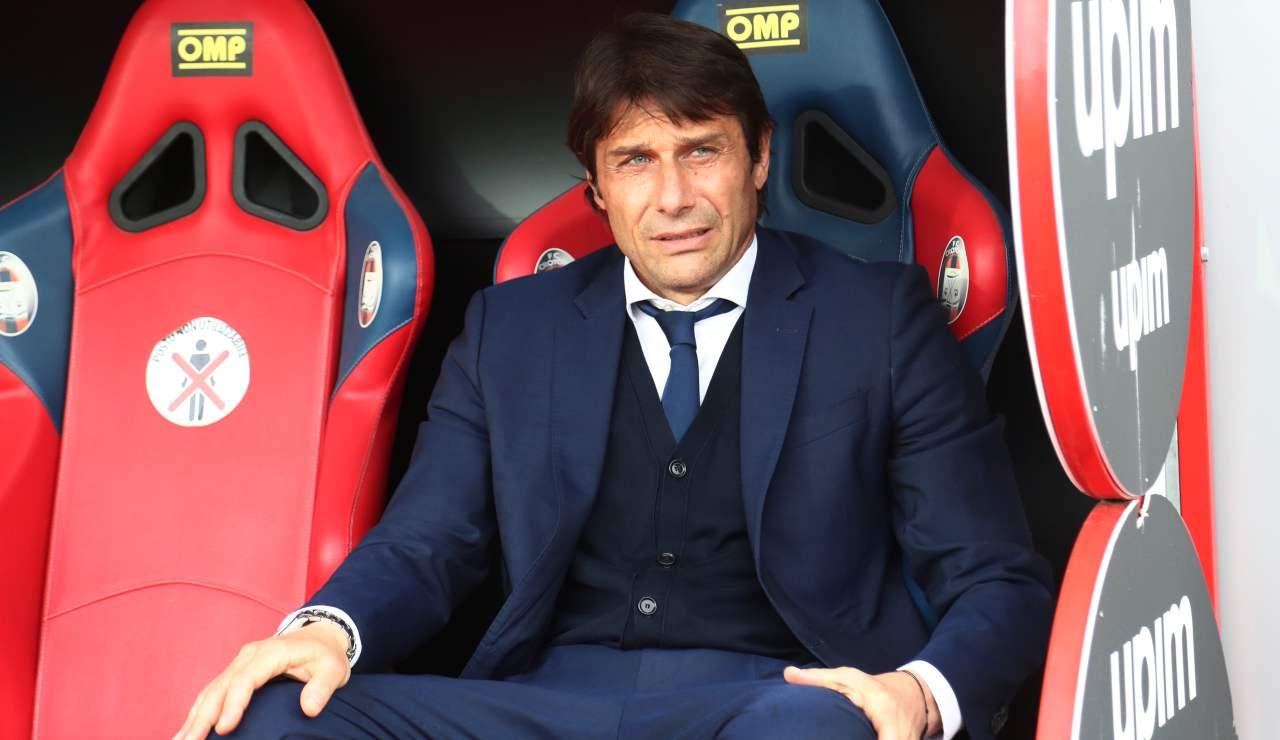 Javier Zanetti ha speso parole importanti per Antonio Conte