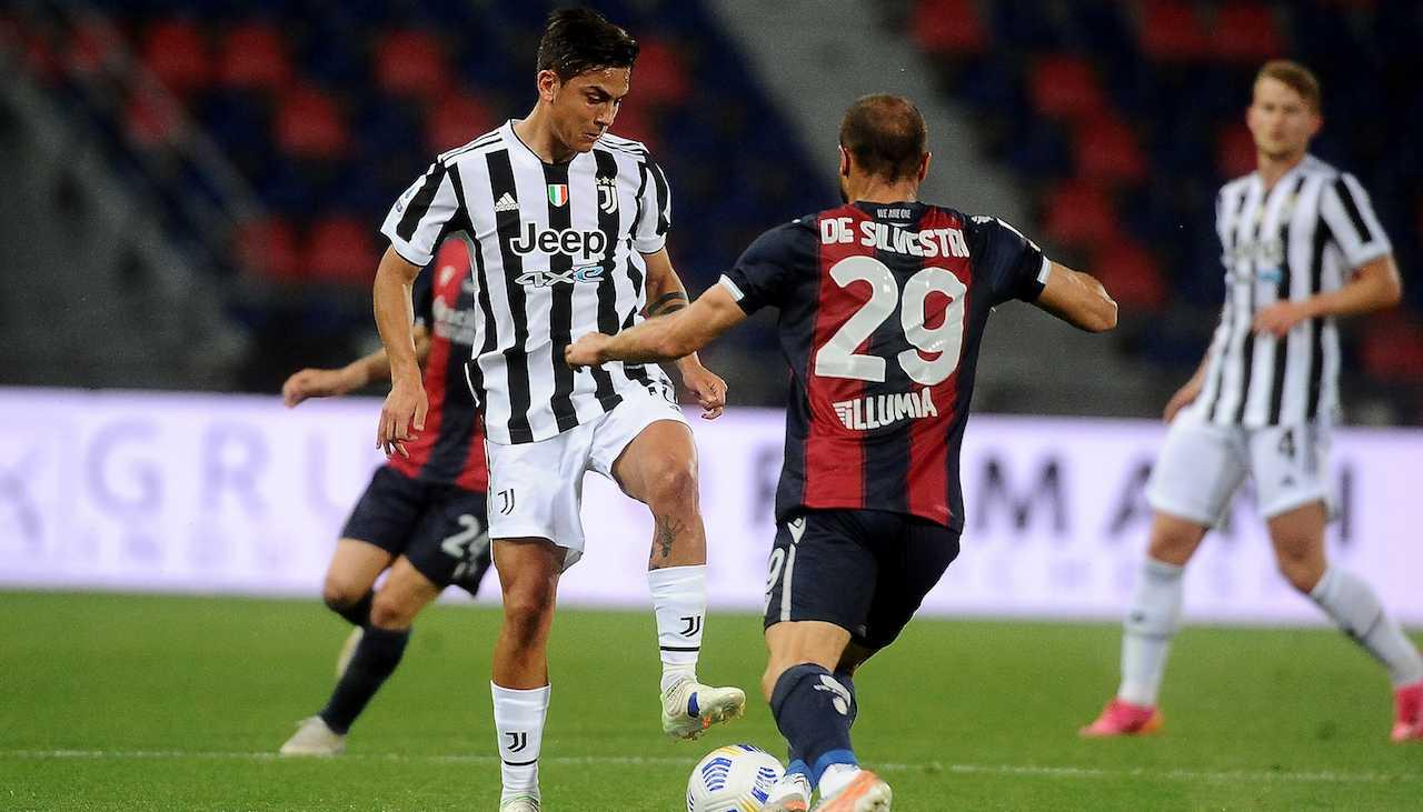 Dybala va al duello con De Silvestri