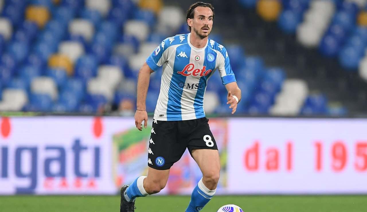 Fabian Ruiz in azione