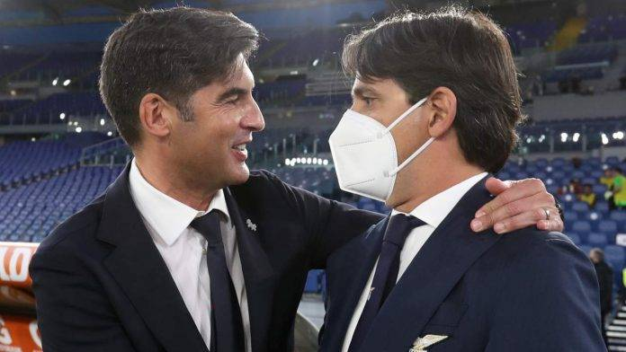 Fonseca e Inzaghi si salutano