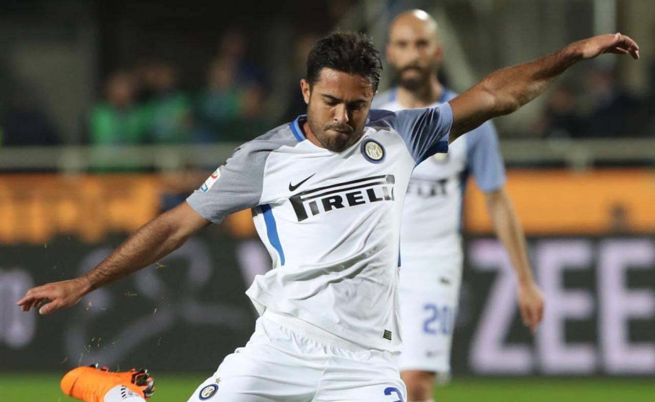 Eder ai tempi dell'Inter