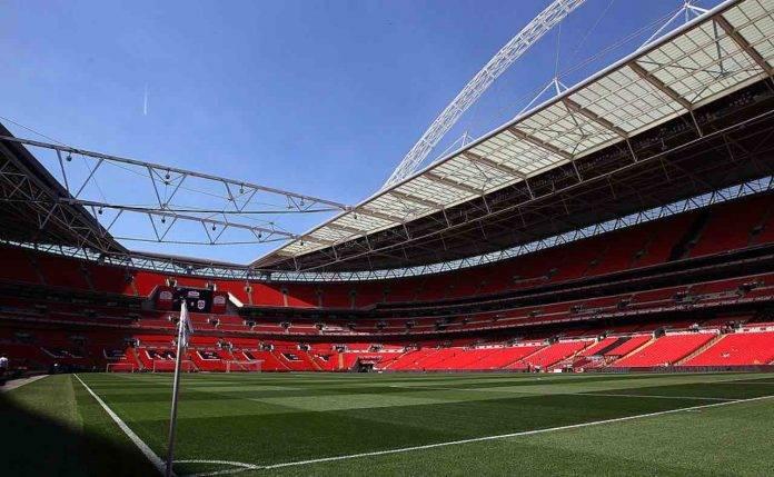 Stadio di Wembley a Londra