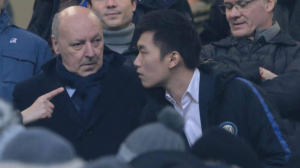 Zhang e Marotta a colloquio