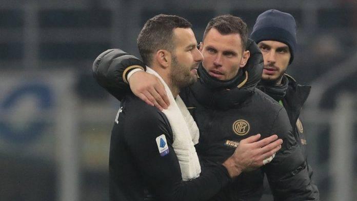 Handanovic, Padelli e Ranocchia in campo