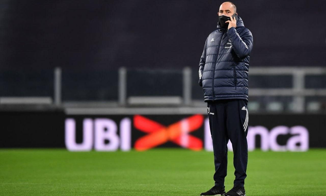 Juventus, Tudor in campo