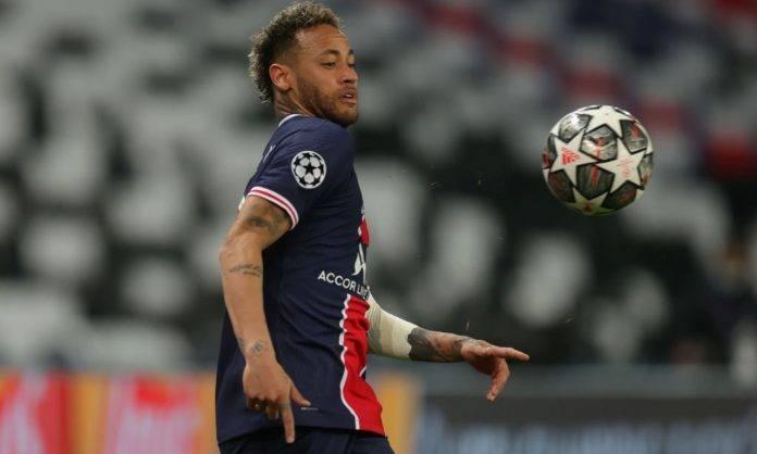 PSG, Neymar in campo contro il Bayern Monaco