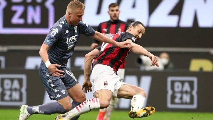 Ibrahimovic e Glik in campo