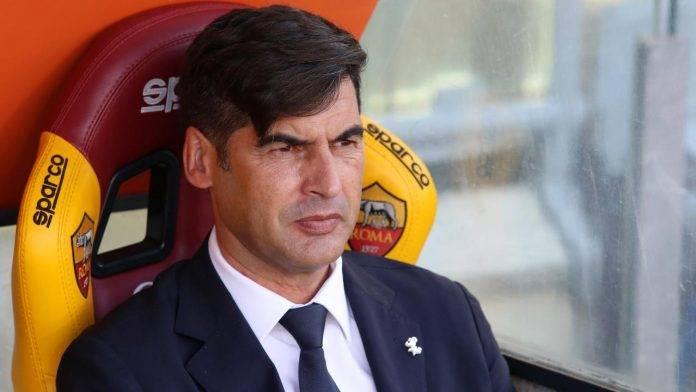 Paulo Fonseca in panchina