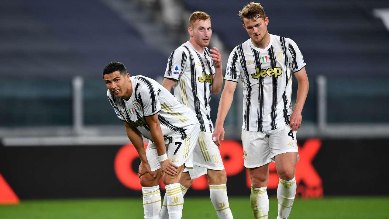 Juventus delusa