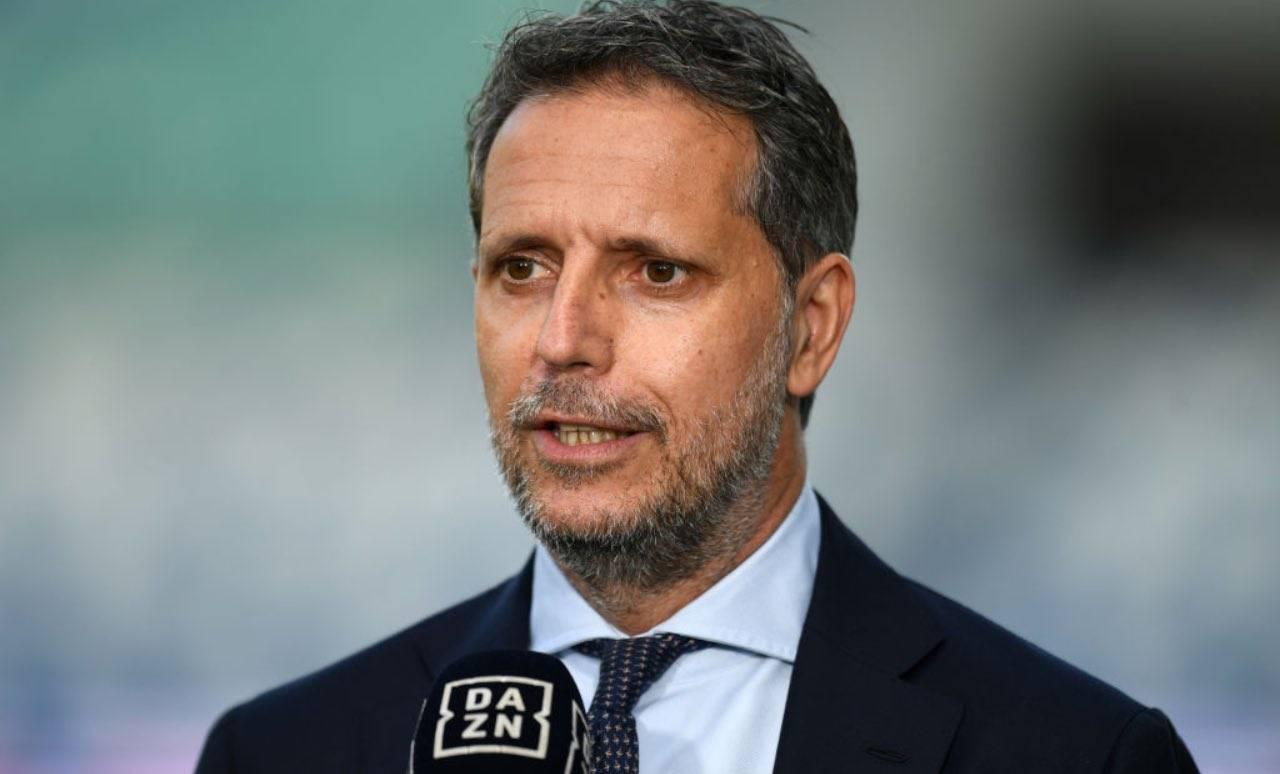 Paratici parla prima di Sassuolo-Juventus