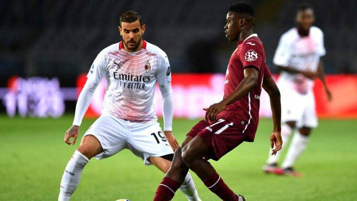 Torino-Milan in campo