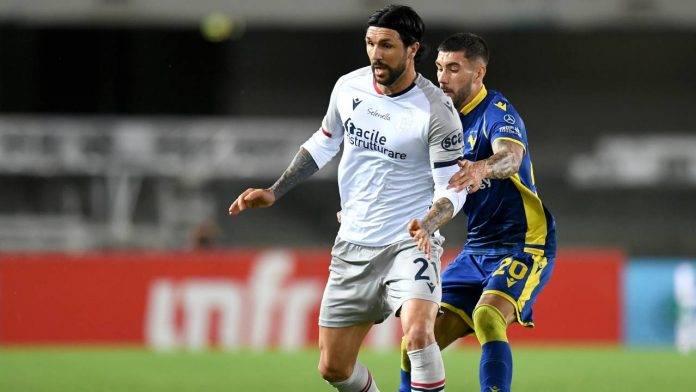 Roberto Soriano in campo