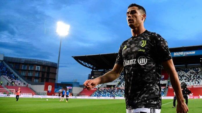 Ronaldo pensieroso