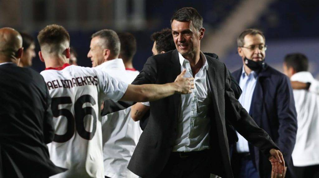 Maldini felice per la qualificazione alla Champions