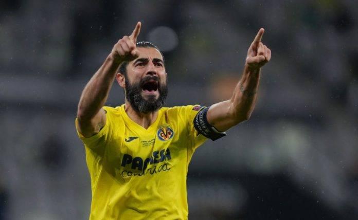 Albiol resulta in finale di Europa League col Villarreal