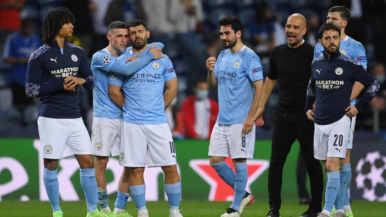 Manchester City sconfitto
