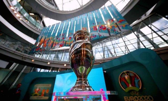 La coppa di Euro2020