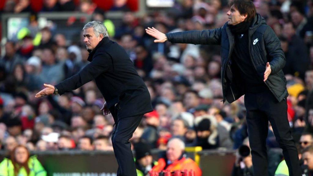 mourinho conte premier league