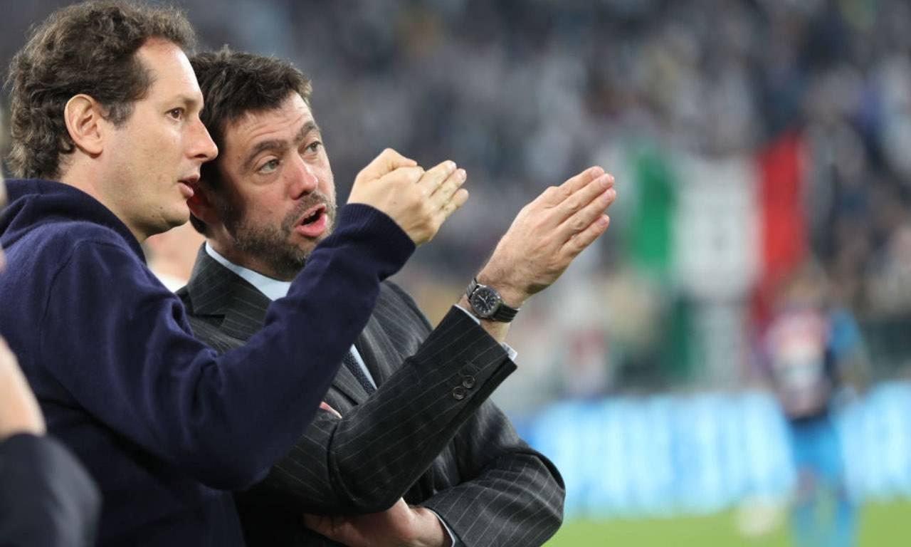 Juventus, Agnelli parla con Elkann