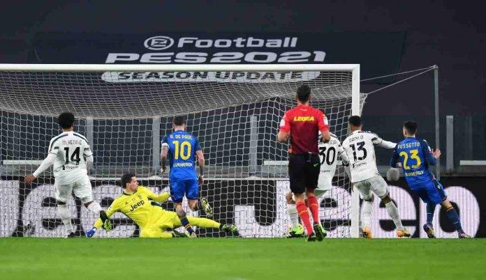 Juventus-Udinese, gara di andata