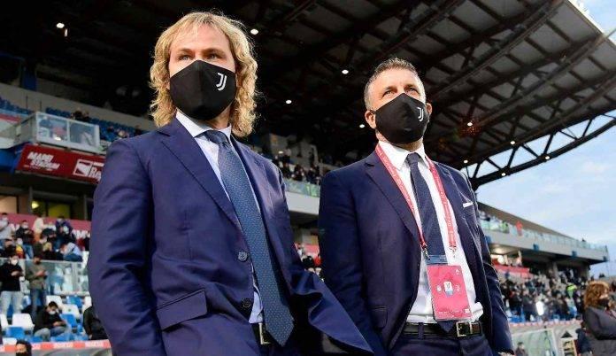 Il vicepresidente della Juventus Nedved