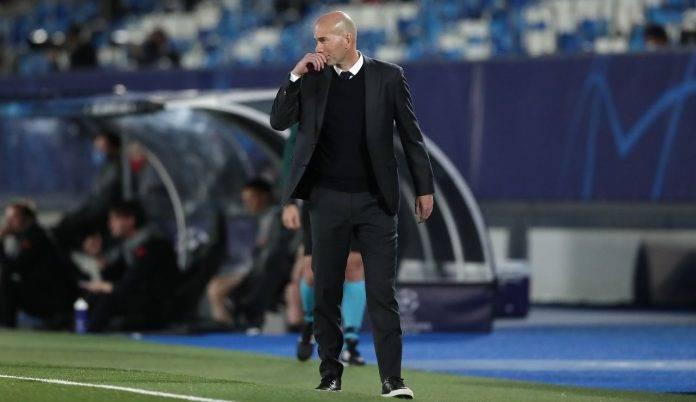 Zidane riflette