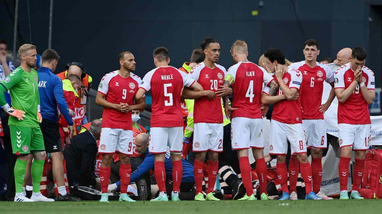 Danimarca unita per Eriksen
