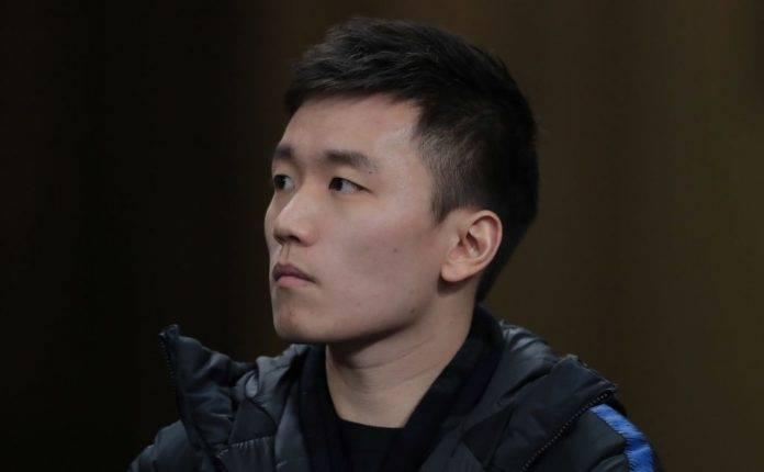Steven Zhang preoccupato
