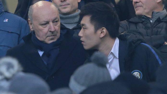 Zhang e Marotta dialogano