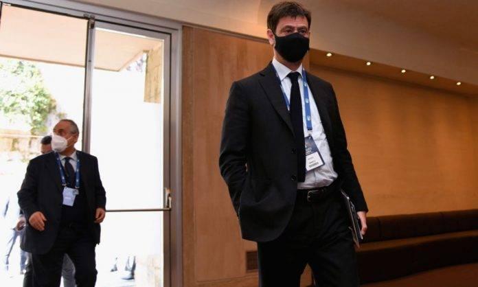 Agnelli alla FIGC