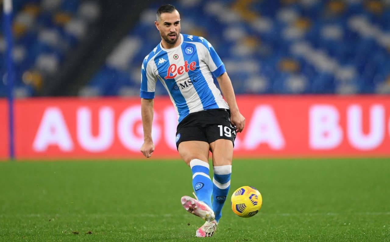 Maksimovic in campo col Napoli