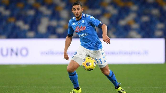 Ghoulam in campo