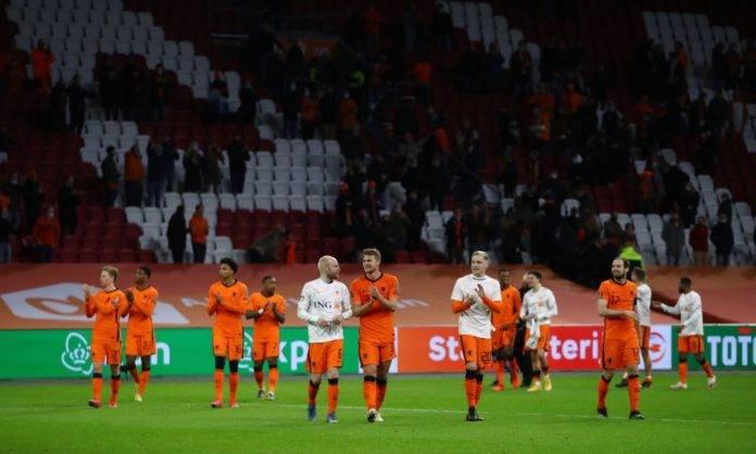 L'Olanda allo stadio