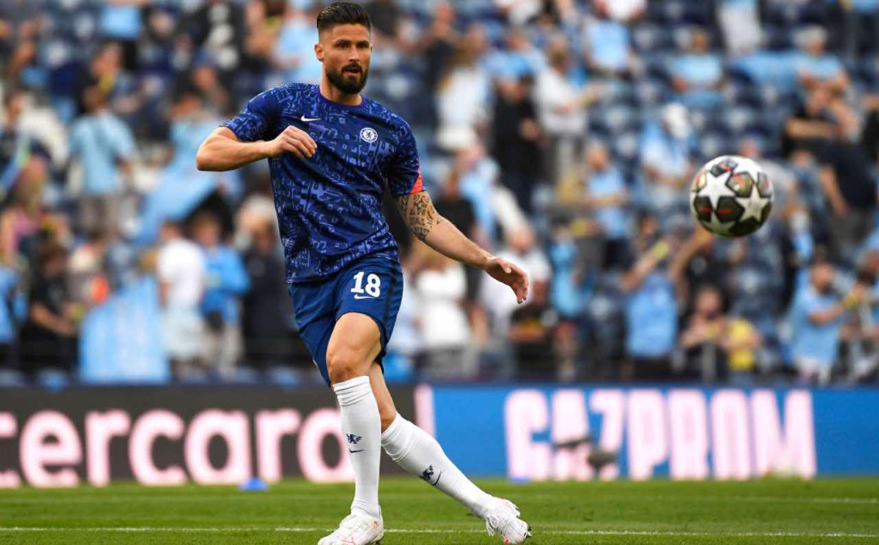 Giroud in City-Chelsea