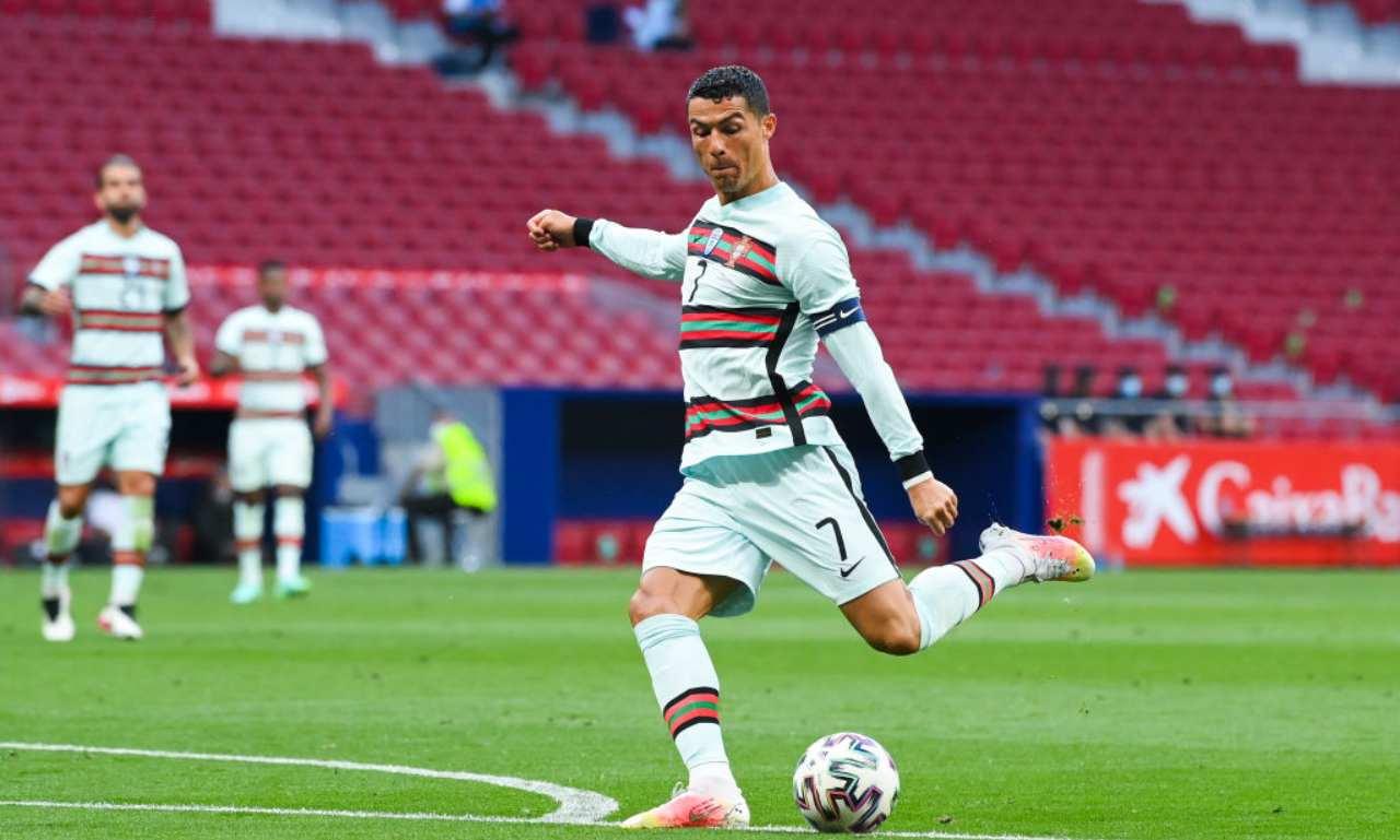 Ronaldo tira
