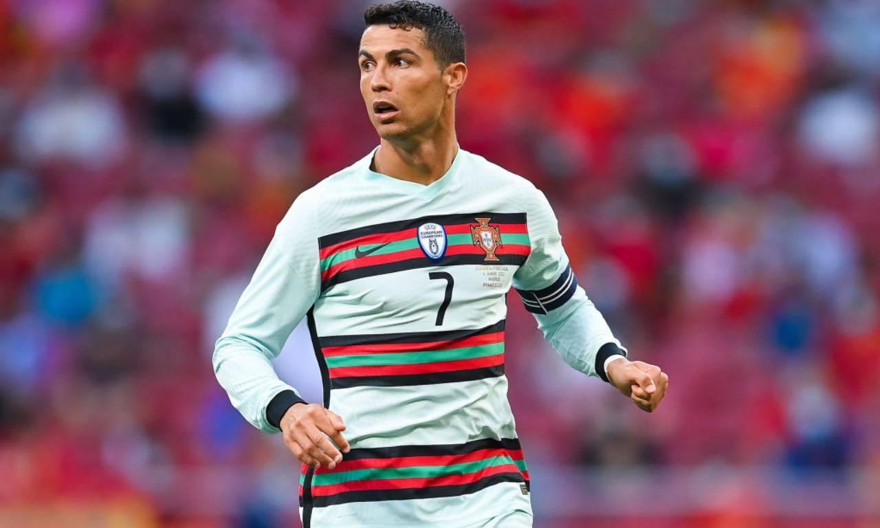 Ronaldo in amichevole col Portogallo