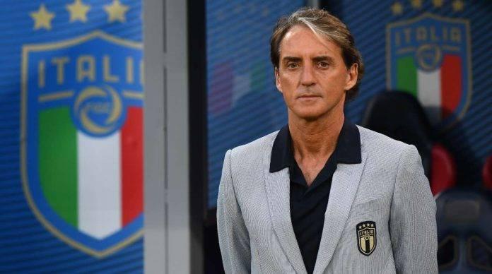 Roberto Mancini pronto all'Europeo