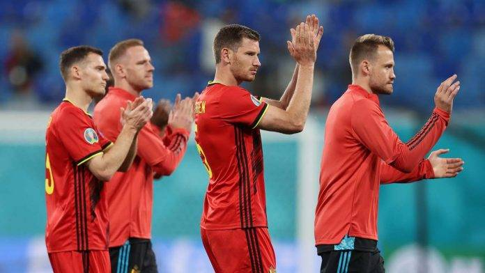 Il Belgio applaude