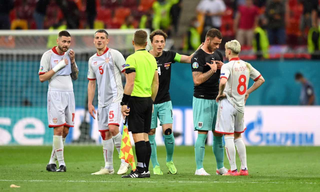 Arnautovic chiarisce l'equivoco con Alioski