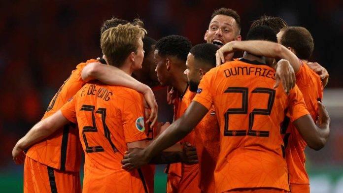 L'Olanda esulta