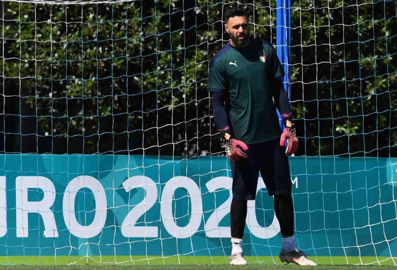 Il nuovo portiere della Juventus potrebbe trovarsi giá a Torino: l ...