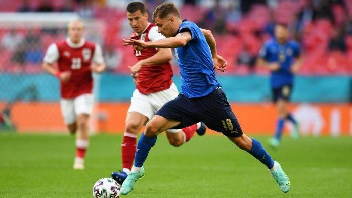 Italia-Austria in campo