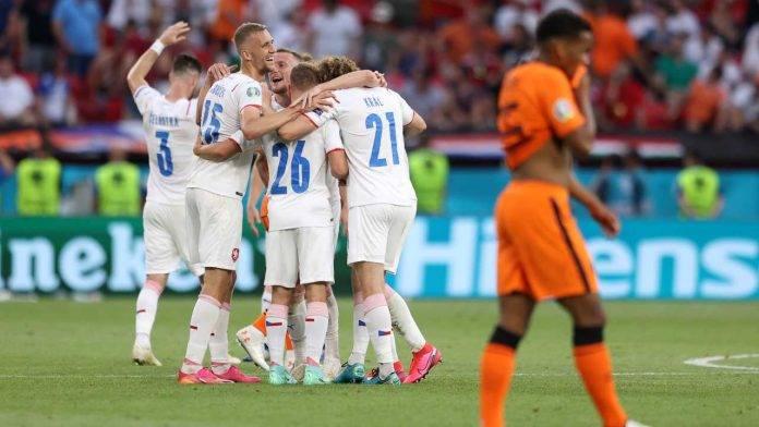 Olanda-Repubblica Ceca in campo