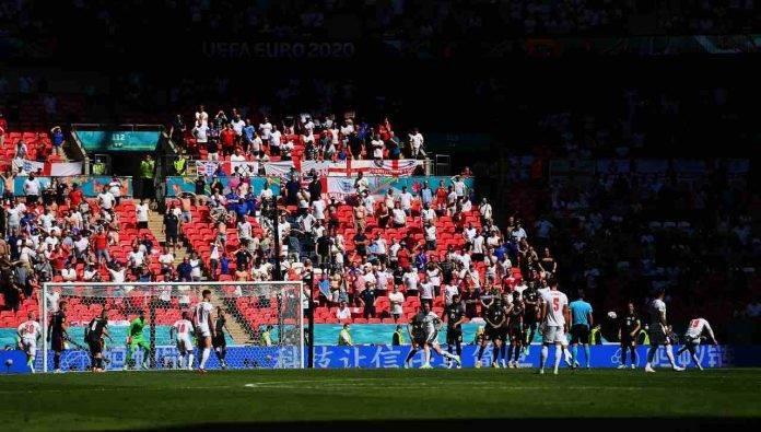 Tifosi a Wembley