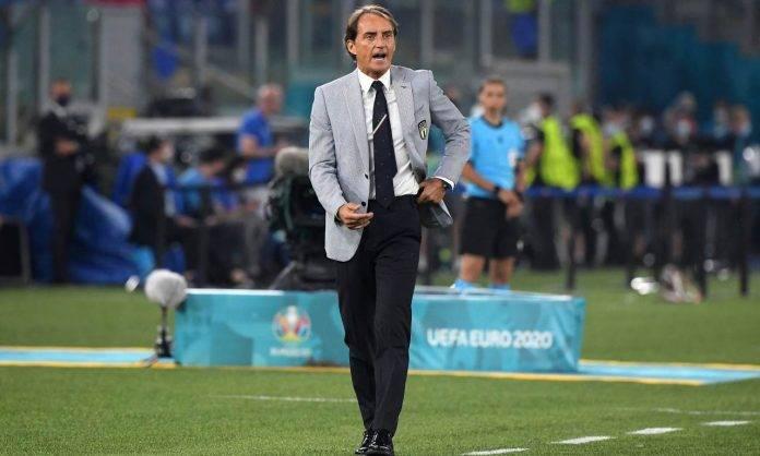 Mancini cammina