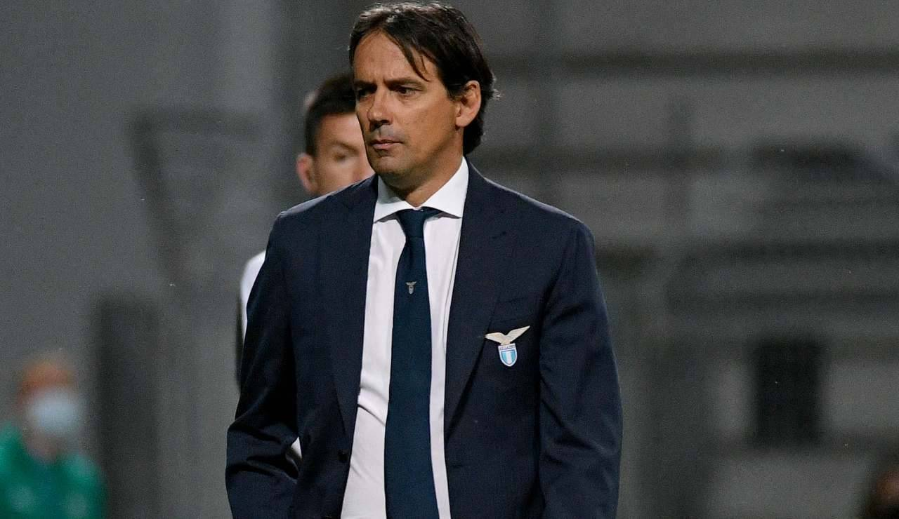 Inzaghi concentrato