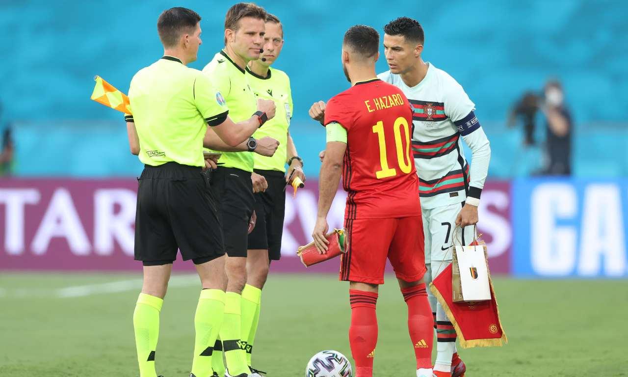 Euro 2020, Belgio-Portogallo